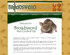 Broadsword Pest Control