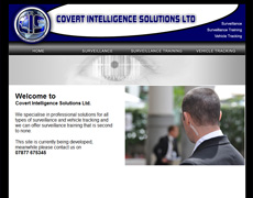 Covert Intelligence Solutions UK