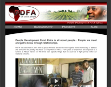 People Development Fund Africa