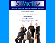 So What Now - Jazz band north west England